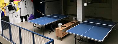 arrienda cancha en Pong