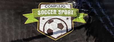 arrienda cancha en Soccer Sport