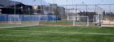 arrienda cancha en Espacio Futbolito