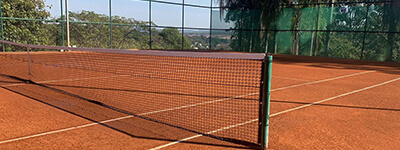 arrienda cancha en Goiana Tênis Clube