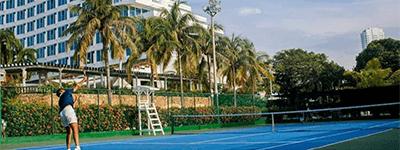 arrienda cancha en Cartagena Tenis Club