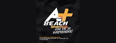 arrienda cancha en A mais Beach Sport Bar