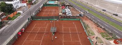 arrienda cancha en Club de Tenis Huayquique