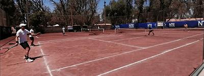 arrienda cancha en National Tennis Club