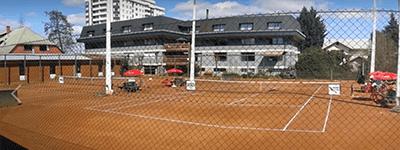arrienda cancha en Club Gimnástico Alemán