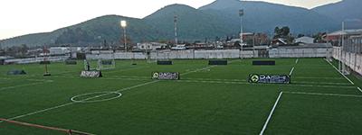 arrienda cancha en Complejo Deportivo Roma