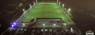 arrienda cancha en Arena Fútbol