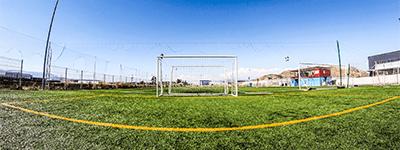 arrienda cancha en Complejo Deportivo Miraflores