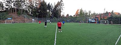 arrienda cancha en Campos Deportivos Andalué
