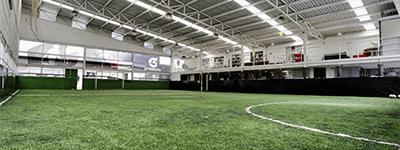 arrienda cancha en La 10 indoor soccer