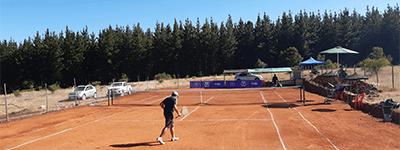 arrienda cancha en Academia de Tenis Lipan & Partners