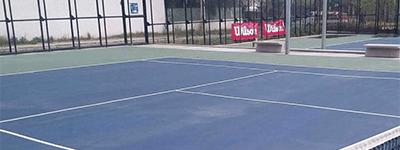 arrienda cancha en Fundación Futuros para el Tenis