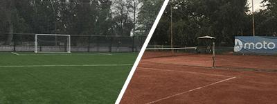 arrienda cancha en Club de tenis, padel y futbolito María Cristina