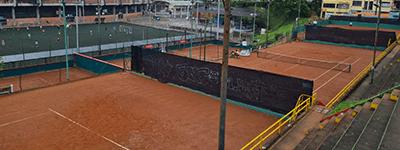arrienda cancha en Liga Caldense de Tenis de Campo Sede Palogrande