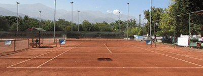arrienda cancha en De la Peña Full Tenis